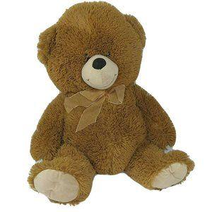MTY International Brown Teddy Bear Plush Stuffed